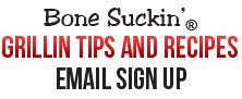 Bone Suckin' Sauce Email Sign Up
